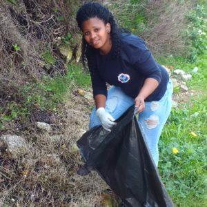 GO Walk coastal Clean Up